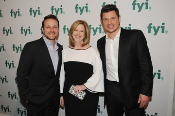 Drew Lachey Inside the 2014 A+E Networks Upfront
