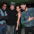 Drew Powell Hulu's New York Comic Con After Party