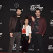 Drew Scott On The Record Speakeasy And Club Red Carpet Grand Opening Celebration At Park MGM