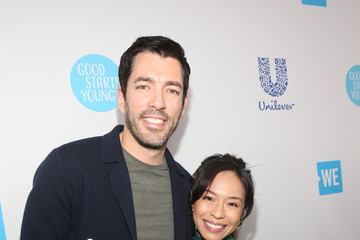 Drew Scott WE Day California To Celebrate Young People Changing The World