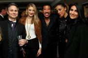 Jason Binn and Lionel Richie Photos Photo