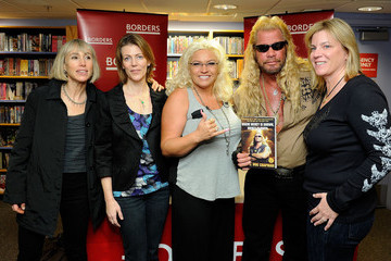 "Laura Morton Duane Chapman Signs Copies Of ""When Mercy Is Shown, Mercy Is Given"""
