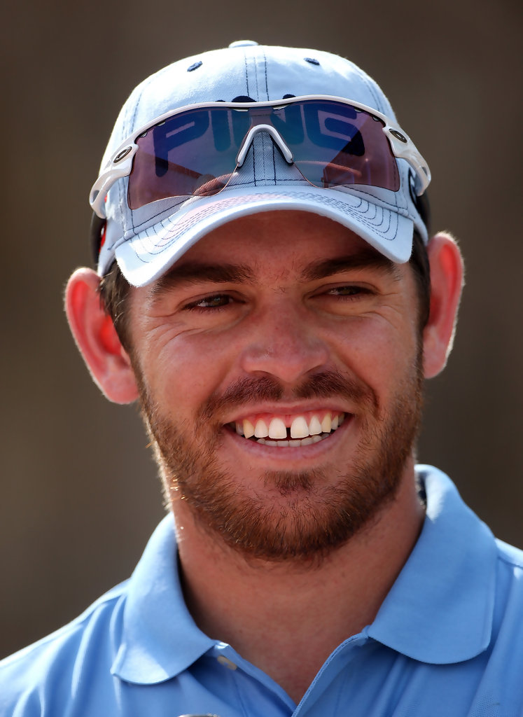 louis oosthuizen in dubai world championships