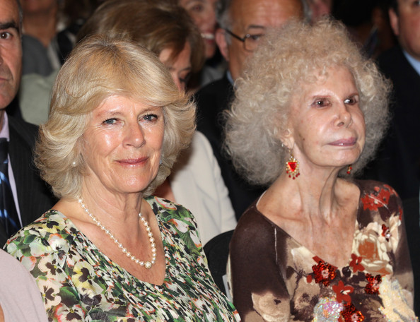 The Duchess of Alba Camilla, Duchess of Cornwall and the Duchess of Alba watch a flamenco performance at the Flamenco Museum on day three of a three day visit to Spain on April 1, 2011 in Madrid, Spain. Camilla, Duchess of Cornwall, and Prince Charles, Prince of Wales, are on a three day trip to Spain as part of a tour to Portugal, Spain and Morroco.