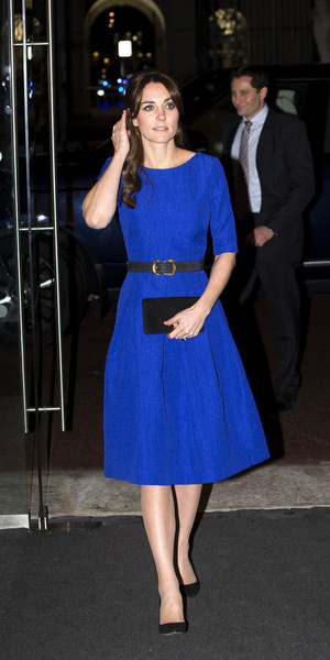 The Duchess of Cambridge Attends The Fostering Excellence Awards