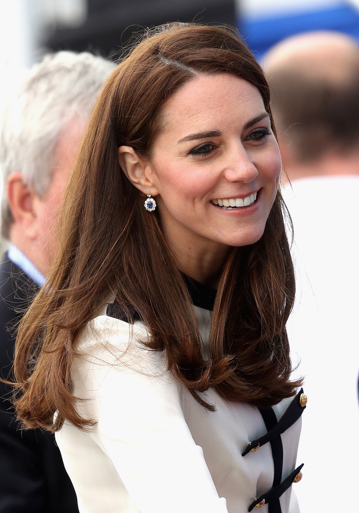 Kate Middleton Photos Photos The Duchess Of Cambridge Visits Land Rover Bar And The 1851 Trust