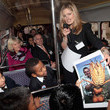 Cressida Cowell The Duchess Of Cornwall Visits The London Transport Museum