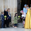 Duchess of Cornwal The Queen And The Duchess Of Cornwall Attend A Service Marking  The 750th Anniversary Of Westminster Abbey