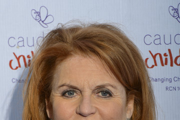 Duchess of York Arrivals at the Butterfly Ball in London — Part 4