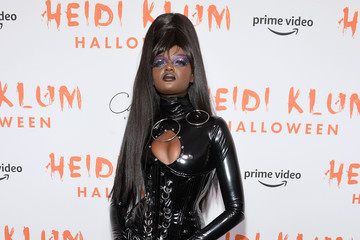 Duckie Thot Heidi Klum's 20th Annual Halloween Party - Arrivals
