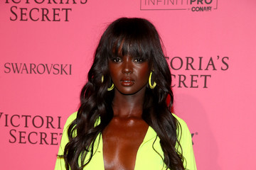 Duckie Thot 2018 Victoria's Secret Fashion Show in New York - After Party Arrivals