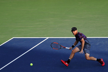Dudi Sela 2017 US Open Tennis Championships - Day 3