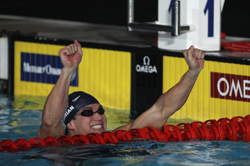 Nathan Adrian Duel in the Pool - Day Two