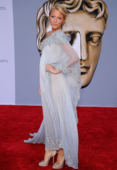 Actress Blake Lively arrives at the BAFTA Brits To Watch event held at the Belasco Theatre on July 9, 2011 in Los Angeles, California.