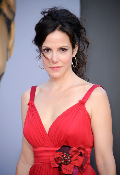 Actress Mary Louise Parker arrives at the BAFTA Brits To Watch event held at the Belasco Theatre on July 9, 2011 in Los Angeles, California.