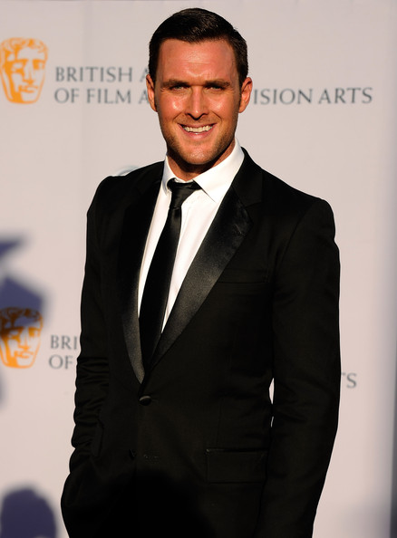 Actor Owain Yeoman arrives at the BAFTA Brits To Watch event held at the Belasco Theatre on July 9, 2011 in Los Angeles, California.