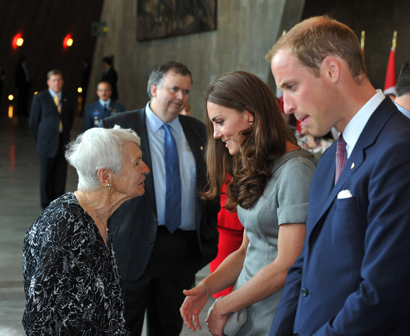 The Duke And Duchess Of Cambridge Canadian Tour - Day 3