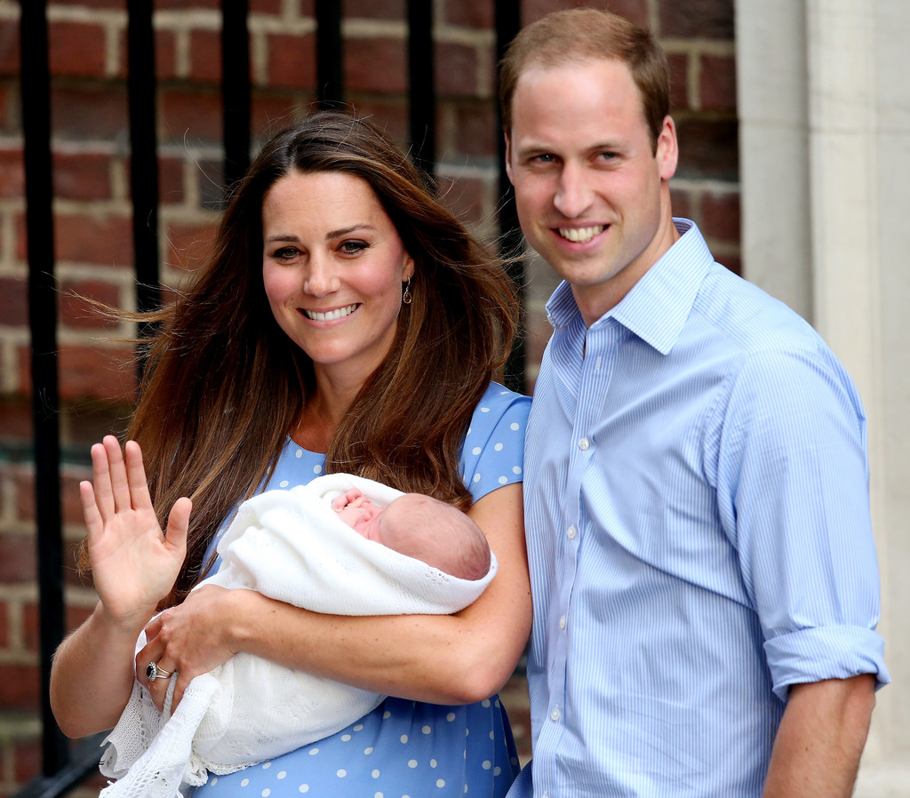 Royal Baby First Pictures, Update