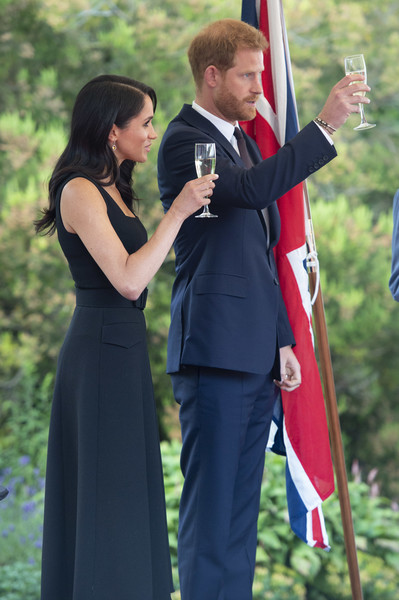The Duke And Duchess Of Sussex Visit Ireland - 57 of 391