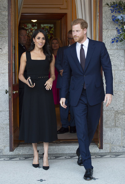 The Duke And Duchess Of Sussex Visit Ireland - 61 of 391