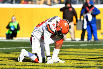 Duke Johnson Cleveland Browns v Pittsburgh Steelers