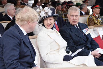 Duke of York Dedication and Unveiling of the Iraq and Afghanistan Memorial