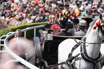 Duke of York Royal Ascot 2018 - Day 3