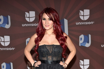 Dulce Maria Arrivals at the Premios Juventud