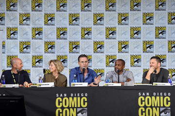 Dule Hill Comic-Con International 2017 -  'Psych' Reunion and Movie Sneak