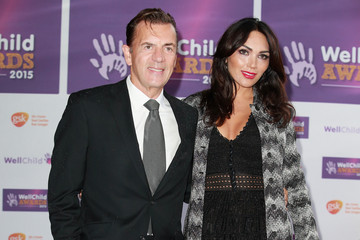 Duncan Bannatyne Prince Harry Attends the WellChild Awards Ceremony