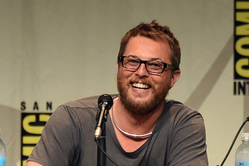 Duncan Jones The Legendary Pictures Panel at Comic-Con International 2015