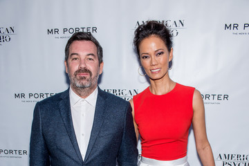 Duncan Sheik 'American Psycho' Broadway Opening Night - Arrivals & Curtain Call