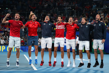 Dusan Lajovic APAC Sports Pictures Of The Week - 2020, January 13