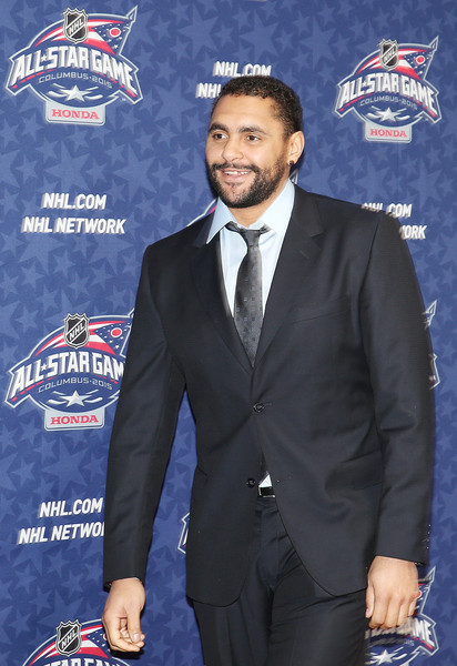Dustin Byfuglien Pictures 2015 Nhl All Star Weekend