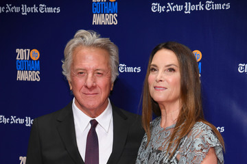 Dustin Hoffman Lisa Hoffman IFP's 27th Annual Gotham Independent Film Awards - Red Carpet