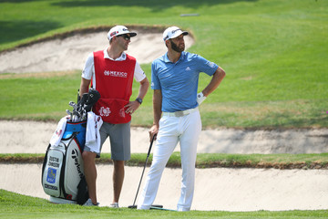 Dustin Johnson World Golf Championships-Mexico Championship - Round Two