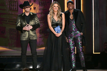 Dustin Lynch Carly Pearce The 52nd Annual CMA Awards - Show