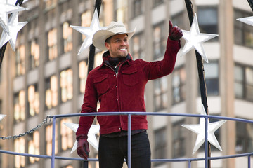 Dustin Lynch 91st Annual Macy's Thanksgiving Day Parade
