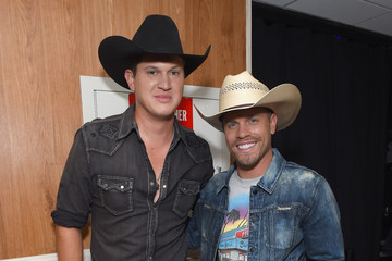 Dustin Lynch 12th Annual ACM Honors - Backstage And Audience