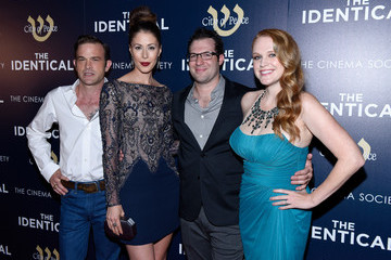 """Dustin Marcellino City Of Peace Films With The Cinema Society Host The World Premiere Of """"The Identical"""" - Arrivals"""