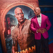 "Dwayne Johnson UK Premiere Of ""Jumanji: The Next Level"""