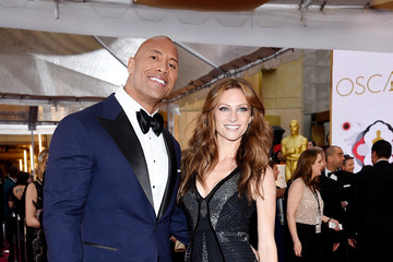 Dwayne Johnson Arrivals at the 87th Annual Academy Awards — Part 3