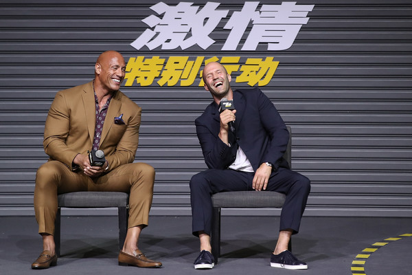 'Fast And Furious Presents: Hobbs and Shaw' - Fans Meeting And Press Conference