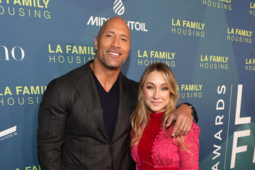 Dwayne Johnson 2018 LA Family Housing Awards - Red Carpet