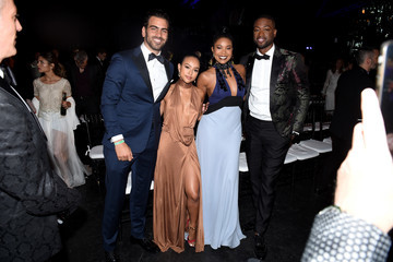 Dwayne Wade 7th Annual amfAR Inspiration Gala New York - Inside