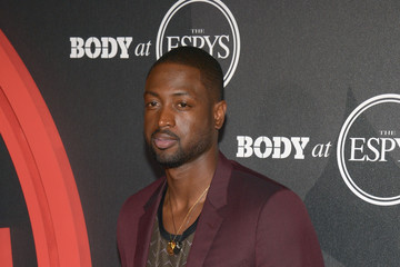 Dwyane Wade BODY at the ESPYs Pre-Party