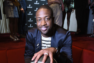 Dwyane Wade Hublot And Dwyane Wade Host Viewing Party For The 2018 NBA Draft