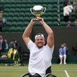 Dylan Alcott European Best Pictures Of The Day - July 10