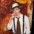 """Dylan Arnold Costume Party Premiere Of """"Halloween Kills"""" - Red Carpet"""