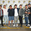 Dylan Bruce Entertainment Weekly 'Brave Warriors' At San Diego Comic-Con 2018